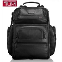 Tumi T-Pass 096578D2 Business Class Leather Brief Pack® Black