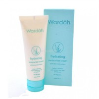 Wardah Hydrating Moisturizer Cream (40.0 ml)