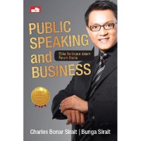 [SCOOP Digital] Public Speaking and Business by Charles Bonar Sirait, SE., MM