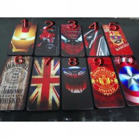 Case Hard Shell Man & Heroes Avenger Oppo Neo 9 / A37, A39, A57, F1s / A59, Iphone 5G / 5S, Vivo Y53, V5 / Y67, Y55, Xiaomi Redmi 4A, 4X, Note 4X