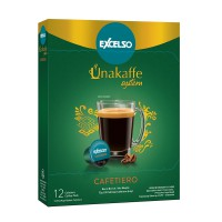 EXCELSO UNAKAFFE CAFETIERO BOX