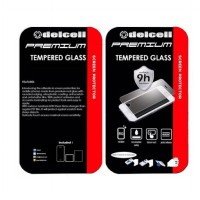 Delcell Premium Tempered Glass Made In Japan For i Phone 5