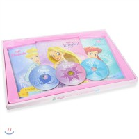 Disney Princess Book & CD