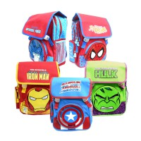 Tas Ransel/Backpack Anak AVENGERS Superhero / TRANSFORMERS Robot