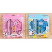 spe032 alat tulis set kartun sets of boxed students stationery