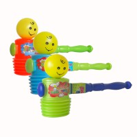 Palu Smiley Mainan Anak Hammer Smiley OCT521 MultiColor