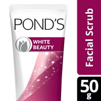 PONDS WHITE BEAUTY SUN DULLNESS REMOVAL FACIAL SCRUB 50G
