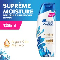 Head & Shoulders Shampo Supreme Moisture Anti-Ketombe 135ml