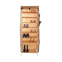 Anya-Living Rs 009 - 10t Shoe Rack - Brown