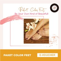 Aloha - Colour Feet