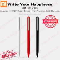 Xiaomi Pinlo Rotary Gel Pen 3pcs set