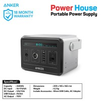 PowerHouse Anker Multi-functional UK - A1701211