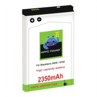 Hippo Power 2350 mAh Battery for BlackBerry Bold, Onyx