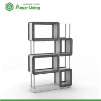 Anya-Living Divider - Rak Amy Bookcase