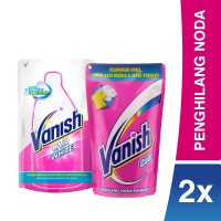 Vanish Liquid 450mL + Vanish White 450mL