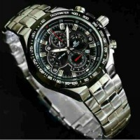 Edifice 554 Silver Brown