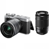 FUJIFILM X-A2 DOUBLE KIT 16-50MM & 50-230MM F/3.5-5.6 OIS II
