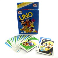 UNO Card Limited Disney Mickey Mouse Edition