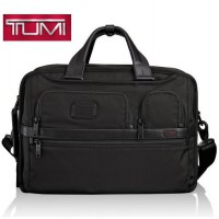 TUMI Alpha 2-026180D2 Three Way Brief Black