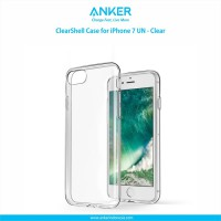 Anker ClearShell Case for iPhone 7 UN - Clear - [A7054002]