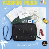 Family Passport Pouch / IT Pouch / Bank Pouch / Beauty Pouch