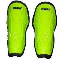 Stamina Shinpad Lime Green