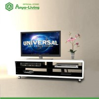 Jeff TV stand / Rak TV / Meja TV ini di design simple dan unik dengan