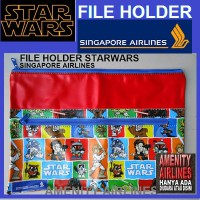 FILE HOLDER STARWARS SINGAPORE AIRLINES