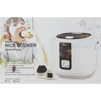 Oxone Rice Cooker OX817N 0.8L