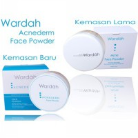 Wardah Acnederm Face Powder 20gr