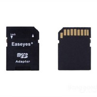 [globalbuy] Easeyes 16GB Class 10 Micro SD Card TF Card With SD Card Adapter/1451431
