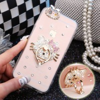 Casing Smartphone iPhone 6/6 plus/5S - Exclusive & High Quality - KF60001 (Hello Kitty)
