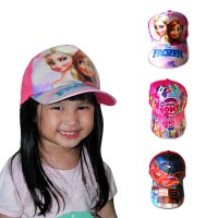 TOPI ANAK FROZEN - MY LITTLE PONY - BAYMAX BIGHERO 6 - PRINCESS - CARS - DORAEMON - HK