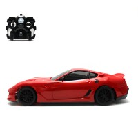 Mainan Remote Control RC Muscle Racing Car - Red