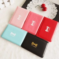 Dompet Kartu Nama / Atm Motif Cute Ribbon / Cute Ribbon Name Card Holder / Tempat Kartu