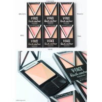 Maybelline V Face Blush Contour | Available 4 Shade