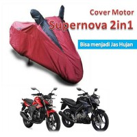 Cover Motor Supernova 2in1 Utk Motor Sport Naked