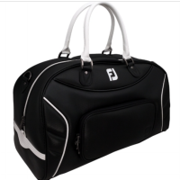FJ Boston Bag Black 31621