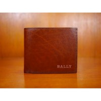 New Dompet Pria Import Branded Bally Dk102-2619 Brown |Zr4041