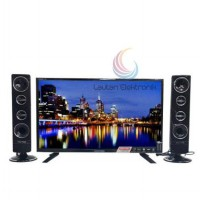 TV LED Polytron Speaker Tower CinemaX  32 Inch PLD32T1500