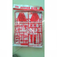 Action Base For Gundam HG, RG 1/144 by TGF Red Translucent NEW KWS