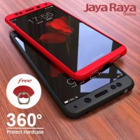 CASE 360 Full Body Protect Redmi 5A Hardcase + Tempered Casing Cover