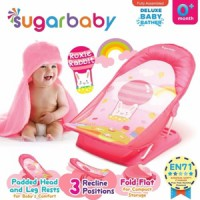 Sugar Baby Deluxe Baby Bather Roxie Rabbit