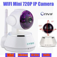 Ip Camera Mini Wireles Wifi P2p Notwork Hd 720 Support Microsd ( Hd )