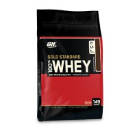 Optimum Nutrition 100% WHEY Gold Standard - Chocolate (10 lb)