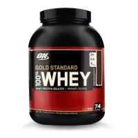 Optimum Nutrition 100% WHEY Gold Standard - Chocolate (5 lb)