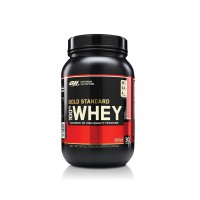 Optimum Nutrition 100% WHEY Gold Standard - Strawberry (2 lb)