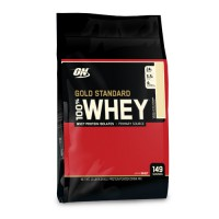 Optimum Nutrition 100% WHEY Gold Standard - Vanilla (10 lb)