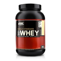 Optimum Nutrition 100% WHEY Gold Standard - Vanilla (2 lb)