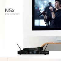 Microphone Wireless Nakamichi N5X